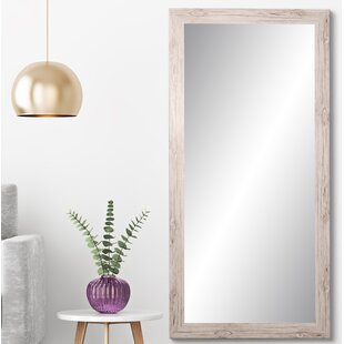 Best Choices Oyster Grain Full Length Mirror By Brandt Works LLC