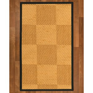 Luhrmann Hand Woven Beige/Brown Area Rug