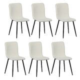 Darius Side Chair (Set of 6) by Everly Quinn