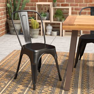 Gina Stacking Patio Dining Chair