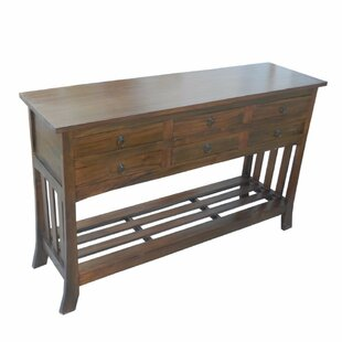 Wootton Wooden Console Table