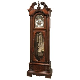 Coolidge Presidential 92.5 Grandfather Clock by Howard Miller®