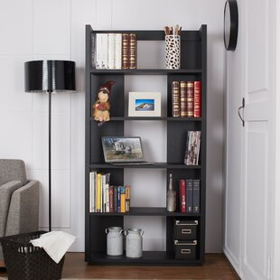 Myrrine Standard Bookcase by Brayden Studio Discount