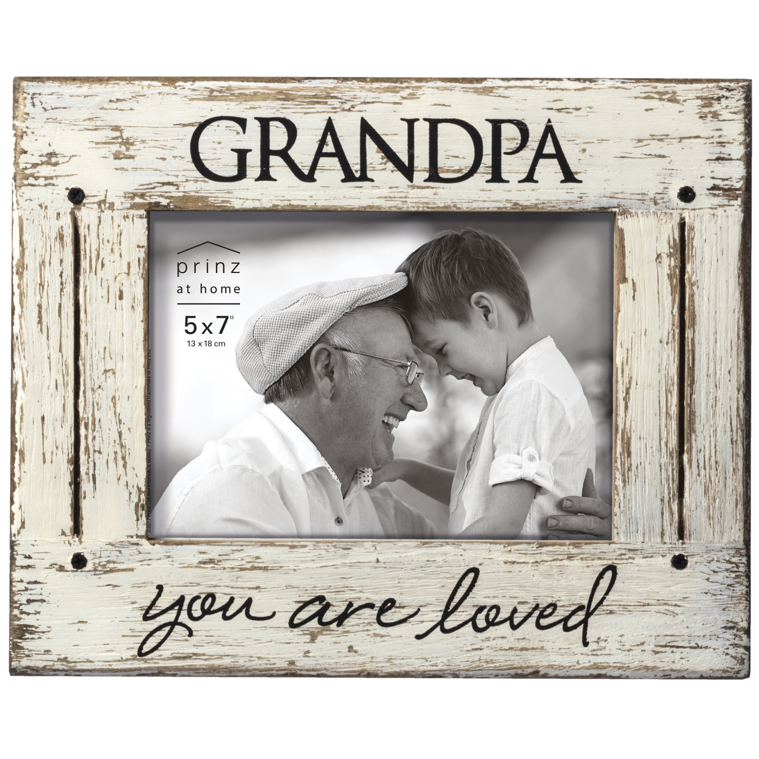 Prinz Waters Edge Grandpa You Are Loved Picture Frame Wayfair