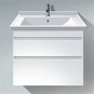 DuraStyle 32 Single Bathroom Vanity Set By Duravit