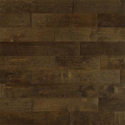 "Elizabella 5"" Engineered Birch Hardwood Flooring Welles Hardwood Color: Venus"