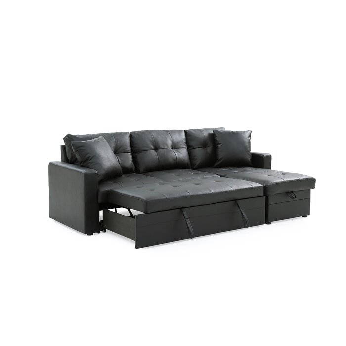 Clarke Right Hand Facing Sleeper Sectional