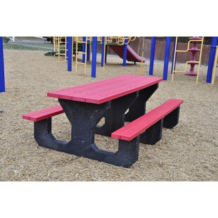 Recycled Plastic Youth Picnic Table