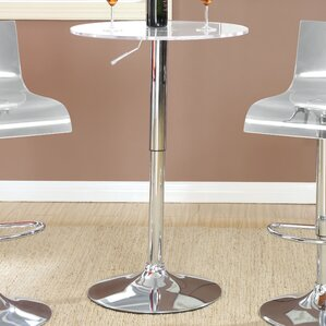 Germanicus Adjustable Height Pub Table by Orren Ellis