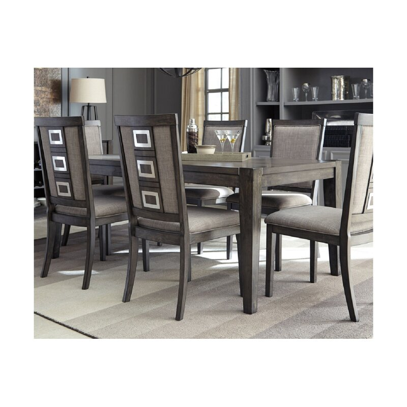 Gracie Oaks Kappel Room Extendable Dining Table Wayfair