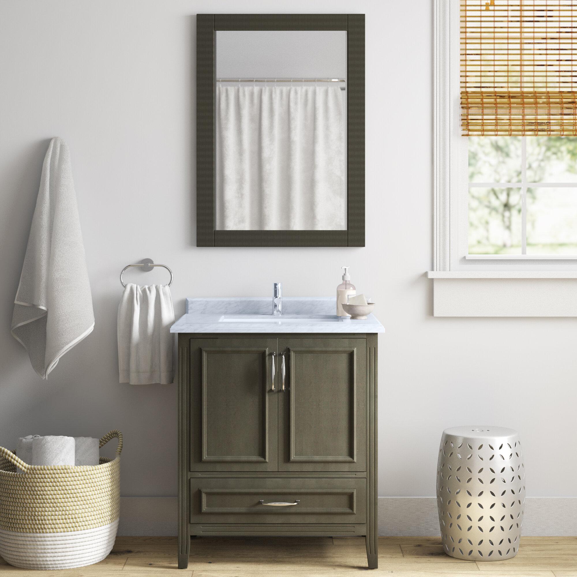 Schulenburg 30 Single Bathroom Vanity Set Reviews Joss Main