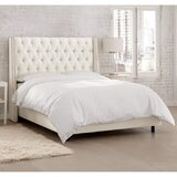 Carnanreagh Upholstered Standard Bed by Charlton Home®