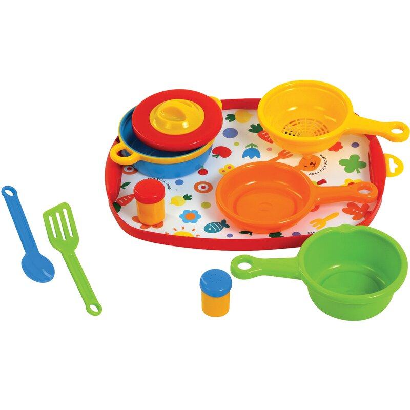 Gowi Toys Austria Pots And Pans Set Wayfair