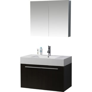 modern & contemporary 28 inch bathroom vanity | allmodern 28 Bathroom Vanity
