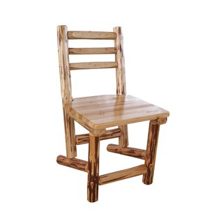 Rush Creek Solid Wood Dining Chair Rush Creek