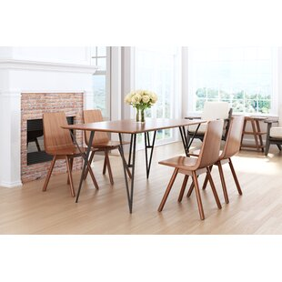 Bekasi 5 Piece Dining Set by Brayden Studio Cool
