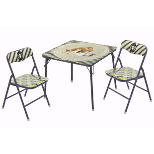 Character Kids 3-Piece Square Table and Chair Set  sc 1 st  Wayfair & TV Character Themed Kids\u0027 Table \u0026 Chair Sets You\u0027ll Love   Wayfair
