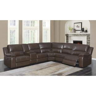 Shop Cecilia Reclining Sectional by Red Barrel Studio