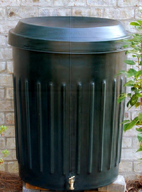 80 Gallon Rain Barrel