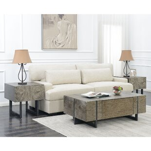 Price comparison Nieves 3 Piece Coffee Table Set By Brayden Studio