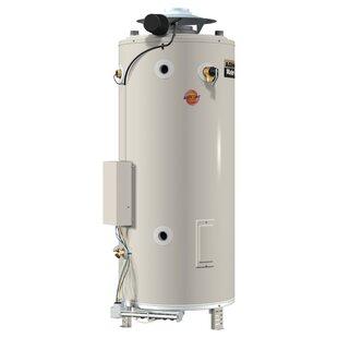 BTR-400A Commercial Tank Type Water Heater Nat Gas 100 Gal Master-Fit 390000 BTU Input