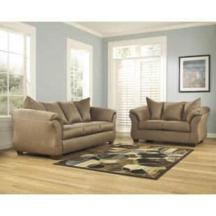 Cedillo Reclining Configurable Living Room Set