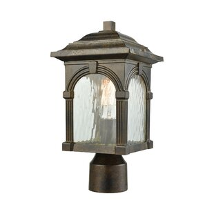 Where buy  Joshana Outdoor 1-Light Lantern Head By Gracie Oaks