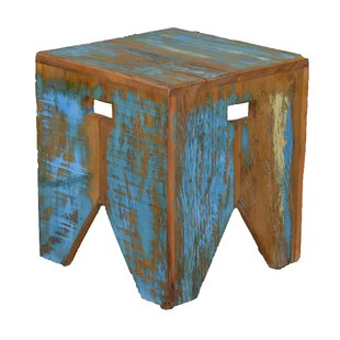 Hamann Accent Stool by Bloomsbury Market