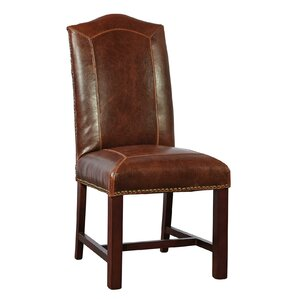 Blake Genuine Leather Upholstered Dining ..