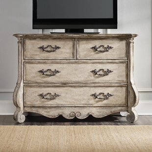 Chatelet 4 Drawer Dresser