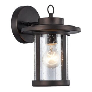 Sandin 1-Light Outdoor Wall Sconce