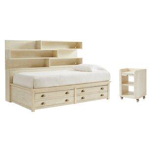 Park Storage Panel Configurable Bedroom Set