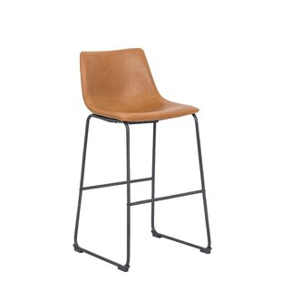 Colson 30 Bar Stool Ivy Bronx