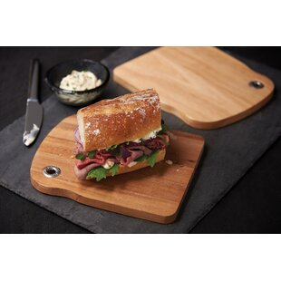 Acacia Wood Cutting Board (Set of 2)