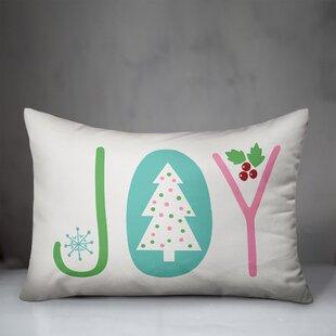 Joy Lumbar Pillow Wayfair