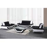 Clarina 3 Piece Living Room Set by Orren Ellis