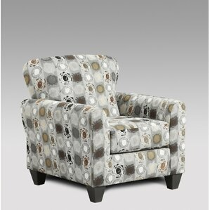 Latitude Run Broward Armchair