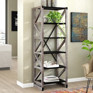 Affordable Price Wilkin Etagere Bookcase by Trent Austin Design