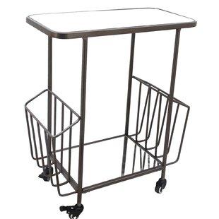 Erico Bar Cart By Gracie Oaks