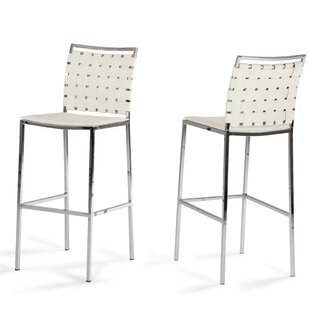 Burkett 30 Bar Stool (Set of 2) Brayden Studio