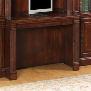 Best Deals Blackburn Library Executive Desk By Astoria Grand