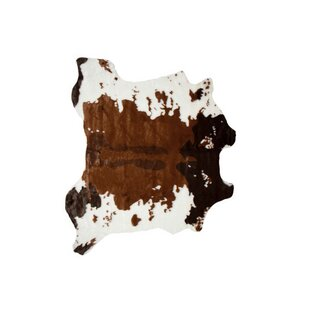 Buying Clinger New Zealand Sheepskin Brownsville Chocolate/White Area Rug By Union Rustic