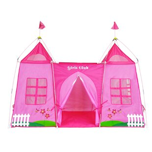 Girls Club Play Tent with Carrying Bag By GigaTent
