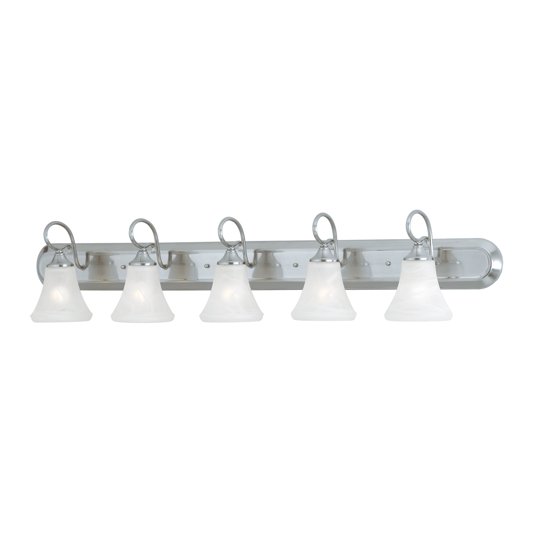 Adda strip 5 light vanity light