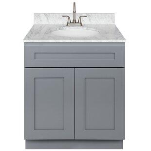 Stiner 30 Single Bathroom Vanity Set by Winston Porter