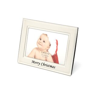 merry christmas picture frame
