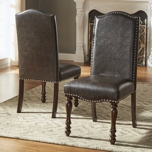 Price comparison Hilliard Side Chair (Set of 2) by Darby Home Co Reviews (2019) & Buyer's Guide