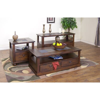 Slate Amp Stone Coffee Table Sets You Ll Love In 2019 Wayfair