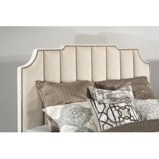 Reviews Atalaya Upholstered Panel Headboard by Mercer41