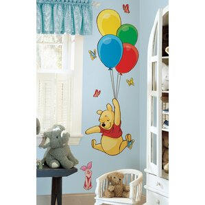 Disney Pooh And Piglet Room Makeover Wall Decal Part 77